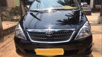 Cần bán Toyota Innova MT sản xuất năm 2007, màu đen, xe đẹp không lỗi nhỏ