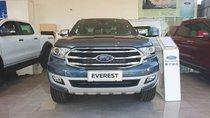 Bán Ford Everest 2019, màu xanh lam, nhập khẩu