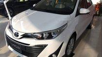 Bán ô tô Toyota Vios sản xuất năm 2019, màu trắng, xe nhập