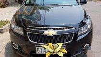Cần bán gấp Chevrolet Cruze sản xuất 2014, màu đen, mua mới từ đầu