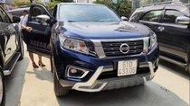 Bán Nissan Navara EL Premium X 2018, màu xanh lam, xe nhập