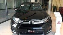 Bán ô tô Honda CR V 1.5L sản xuất 2019, màu đen, nhập khẩu