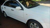 Cần bán gấp Daewoo Lacetti MT sản xuất năm 2013, màu trắng, không va chạm
