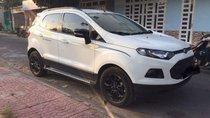 Bán Ford EcoSport 1.5AT năm 2016, màu trắng xe gia đình