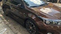 Bán ô tô Toyota Corolla altis 2.0V AT đời 2015, màu nâu xe gia đình