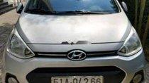 Bán Hyundai Grand i10 năm 2014, màu bạc, nhập khẩu