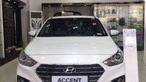 Bán Hyundai Accent đời 2019, màu trắng. Xe giao ngay