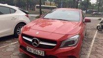 Bán Mercedes CLA 200 sản xuất năm 2014, màu đỏ, nhập khẩu