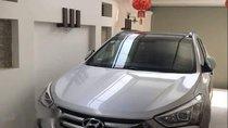 Chính chủ bán xe Hyundai Santa Fe đời 2014, màu bạc, xe nhập