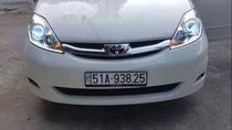 Bán ô tô Toyota Sienna 2008, màu trắng, xe nhập xe gia đình, giá chỉ 690 triệu