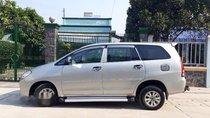 Cần bán Toyota Innova 2.0 2008, màu bạc còn mới giá cạnh tranh