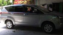 Bán ô tô Toyota Innova đời 2017, màu bạc ít sử dụng