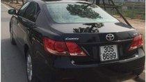 Cần bán Toyota Camry 2.4G năm 2010, màu đen chính chủ