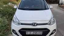 Bán Hyundai Grand i10 sản xuất 2016, màu trắng, chính chủ
