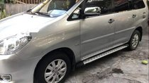 Cần bán gấp Toyota Innova đời 2009, màu bạc, xe nhập chính chủ, giá cạnh tranh
