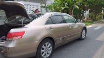 Cần bán Toyota Camry 2.4 đời 2008, màu vàng chính chủ