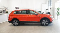 Bán Volkswagen Tiguan Tiguan Allspace đời 2018, màu cam
