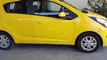 Bán xe Chevrolet Spark 1.0 2014, màu vàng, xe đẹp