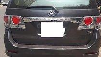 Cần bán Toyota Fortuner 2.7V 4x4 AT năm sản xuất 2014, màu xám, 735 triệu