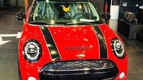 Bán xe Mini Cooper S 5 Doors 2018 màu đỏ, nhập khẩu nguyên chiếc - Ưu đãi 50% phí trước bạ