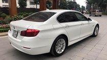 Bán BMW 5 Series 520 đời 2015, màu trắng, xe nhập như mới