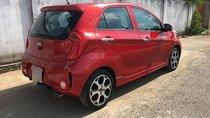 Cần bán xe Kia Morning Si sản xuất năm 2015, màu đỏ còn mới