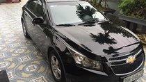 Cần bán lại xe Chevrolet Cruze sản xuất 2010, màu đen