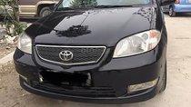 Bán Toyota Vios đời 2007, màu đen giá cạnh tranh