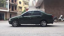 Cần bán xe Fiat Siena HLX 1.6 đời 2003, màu xanh lam