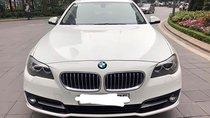 Cần bán BMW 5 Series 520 sản xuất 2014, màu trắng