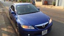 Bán ô tô Mazda 6 2003, màu xanh lam như mới, giá tốt
