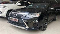 Cần bán xe Toyota Camry 2.5Q đời 2016, màu đen