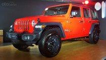 Jeep Wrangler 2019 chính thức đến Philippines, chốt giá 1,5 tỷ đồng