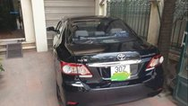 Cần bán gấp Toyota Corolla Altis 2.0 CVT sản xuất năm 2011, màu đen chính chủ