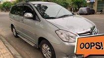 Cần bán Toyota Innova G đời 2010, giá 410tr