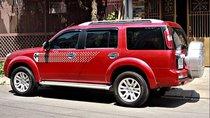 Bán ô tô Ford Everest 2014, màu đỏ xe gia đình, giá tốt