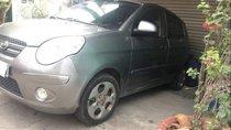 Bán ô tô Kia Morning MT năm sản xuất 2009, màu xám, xe tình trạng đẹp, nội thất zin
