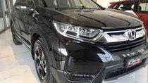Cần bán xe Honda CR V năm 2019, màu đen, nhập khẩu, giá tốt