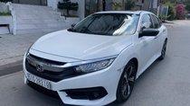Bán Honda Civic đời 2017, màu trắng, nhập khẩu, giá 839tr