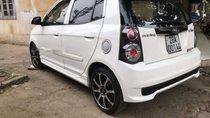 Bán xe Kia Morning Sport đời 2011 màu trắng, đi được 13.000 km