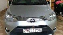 Cần bán gấp Toyota Vios 1.5E đời 2017, màu bạc