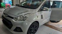 Bán Hyundai Grand i10 2015, màu bạc, xe nhập xe gia đình, 285tr