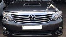 Cần bán xe Toyota Fortuner G sản xuất 2013, màu xám số sàn, giá 785tr