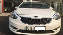 Cần bán lại xe Kia K3 2.0AT 2016, màu trắng số tự động