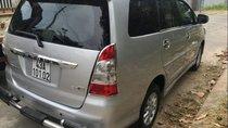 Cần bán gấp Toyota Innova E đời 2013, màu bạc, giá 437tr