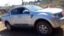 Bán Ford Ranger đời 2014, màu bạc