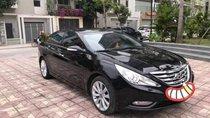 Bán Hyundai Sonata đời 2011, màu đen, xe nhập