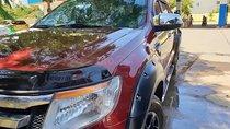 Cần bán lại xe Ford Ranger Xlt sản xuất 2013, màu đỏ, xe nhập