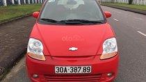 Cần bán lại xe Chevrolet Spark sản xuất năm 2009, màu đỏ