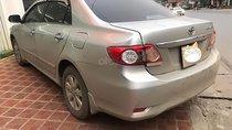 Bán Toyota Corolla altis 1.8G AT đời 2011, màu bạc như mới